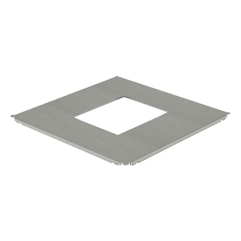 Floor box accessory tile square