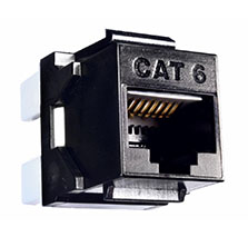 cat6 keyston