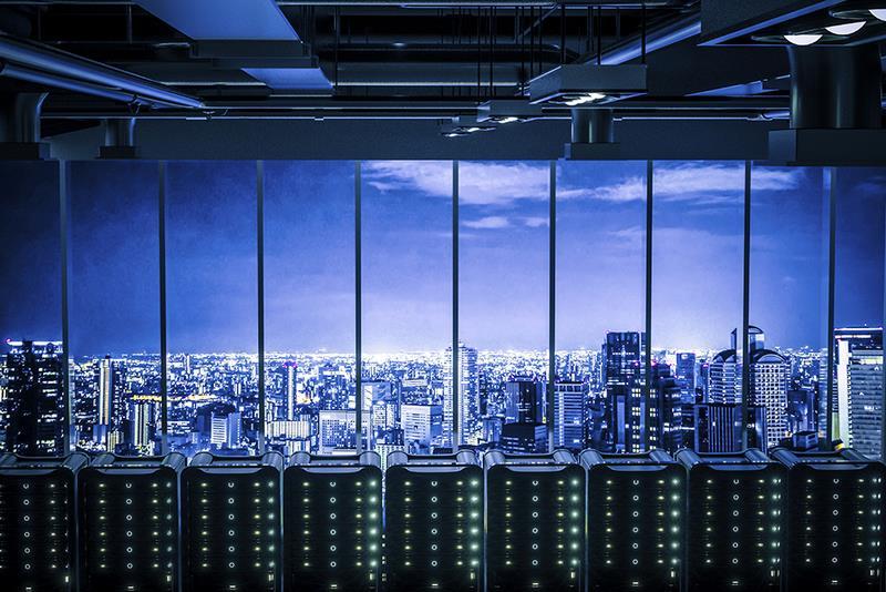 تاسیسات اتاق سرور,کنترل اتاق سرور,نظارت اتاق سرور
