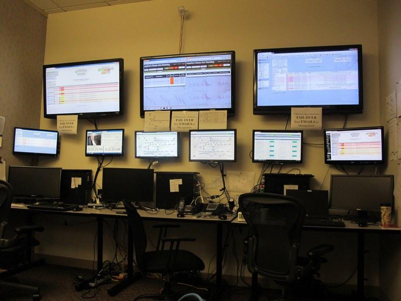 سیستم کنترل,لایه فیزیکی امنیت اتاق سرور,مانیتورینگ اتاق سرور