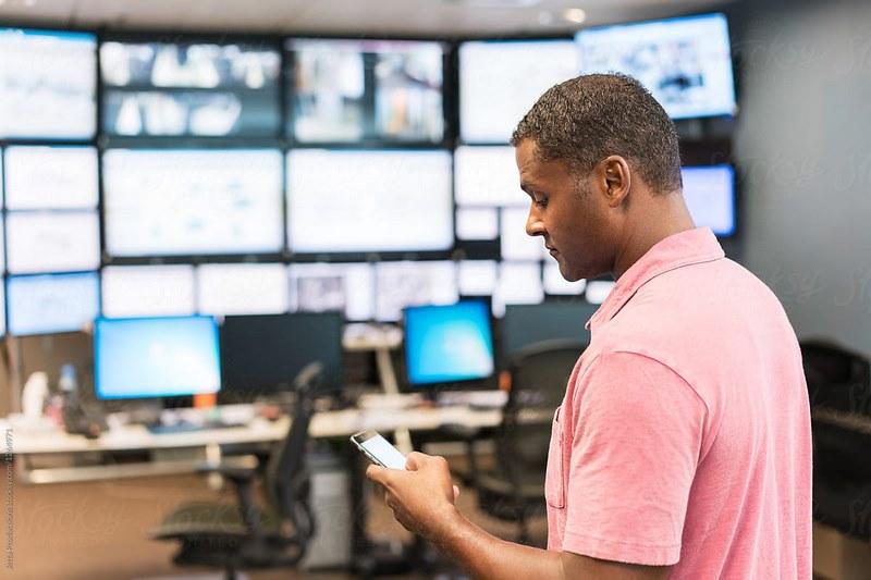 اتاق سرور,اتاق سرور و مراکز داده,سیستم مدیریت هوشمند مراکز داده
