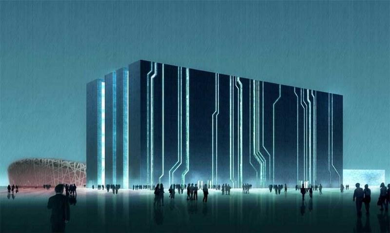 بزرگترین دیتا سنترهای دنیا,دیتا سنتر پکن,دیتا سنتر پکن دیجیتال,