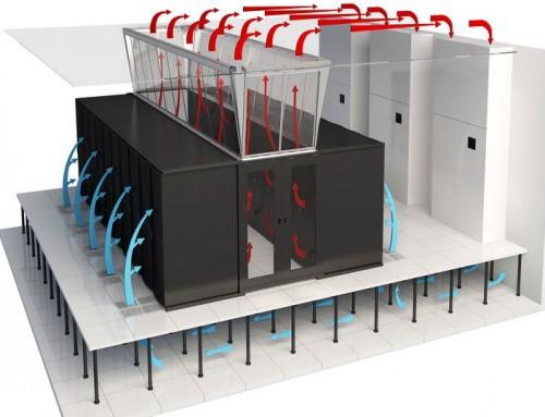 سیستم خنک کننده و سرمایش مراکز داده