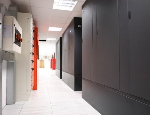 سیستم اعلام و اطفاء حریق اتاق سرور