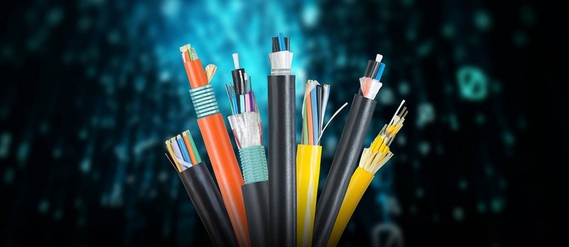 انواع کابل فیبر نوری,انواع کابل نوری,انواع کابلهای فیبر نوری,