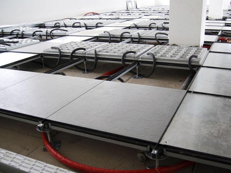 اتاق سرور استاندارد,امنیت در اتاق سرور,انواع سیستم سرمایش اتاق سرور,