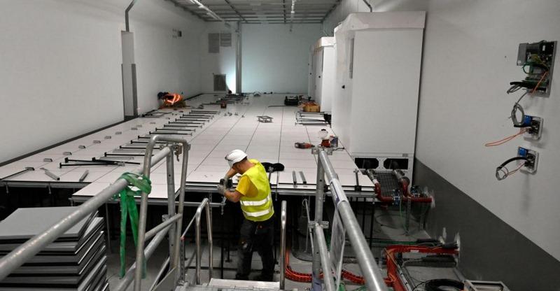 کولینگ اتاق سرور,مراحل ساخت اتاق سرور,اتاق سرور استاندارد,