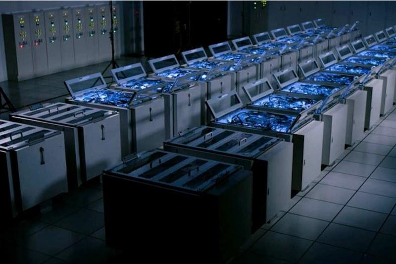 سیستم خنک کننده,سیستم های خنک کننده,کاهش دما دیتاسنتر,