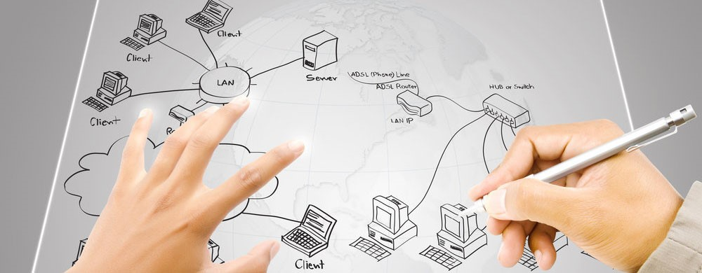 طراحی شبکه های کامپیوتری,اصول طراحی شبکه های کامپیوتری,طراحی امنیت شبکه,
