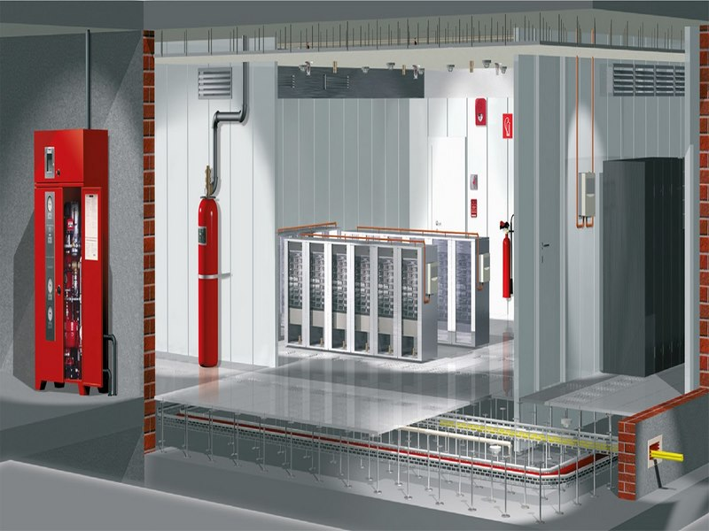 اتاق سرور استاندارد,استانداردهای طراحی اتاق سرور,طراحی اتاق سرور استاندارد,