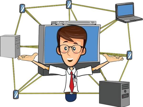 اجرای شبکه های کامپیوتری در تهران,شبکه های کامپیوتری,شبکه های کامپیوتری پیشرفته,