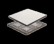 تایل آلومینیوم آنتی استاتیک با روکش pvc