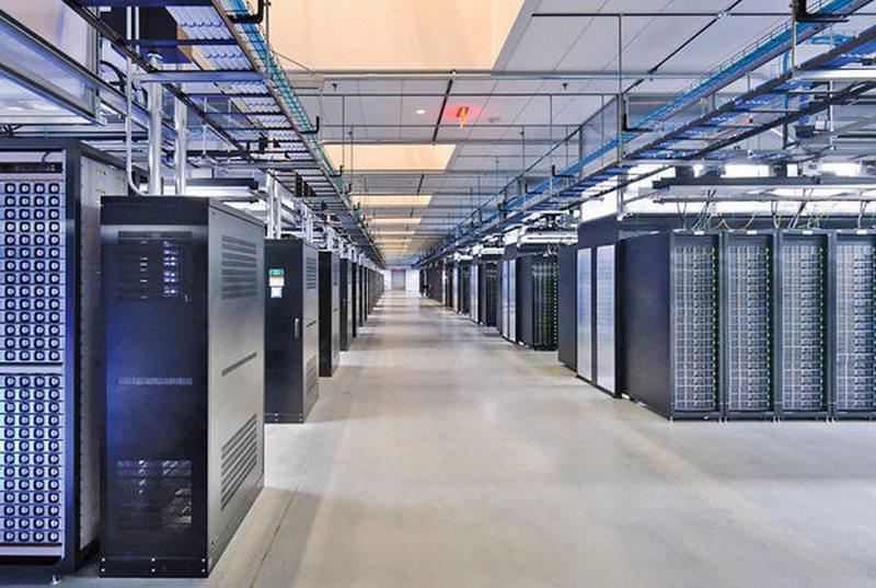 مرکز داده,اتاق سرور,استاندارد سازی اتاق سرور,
