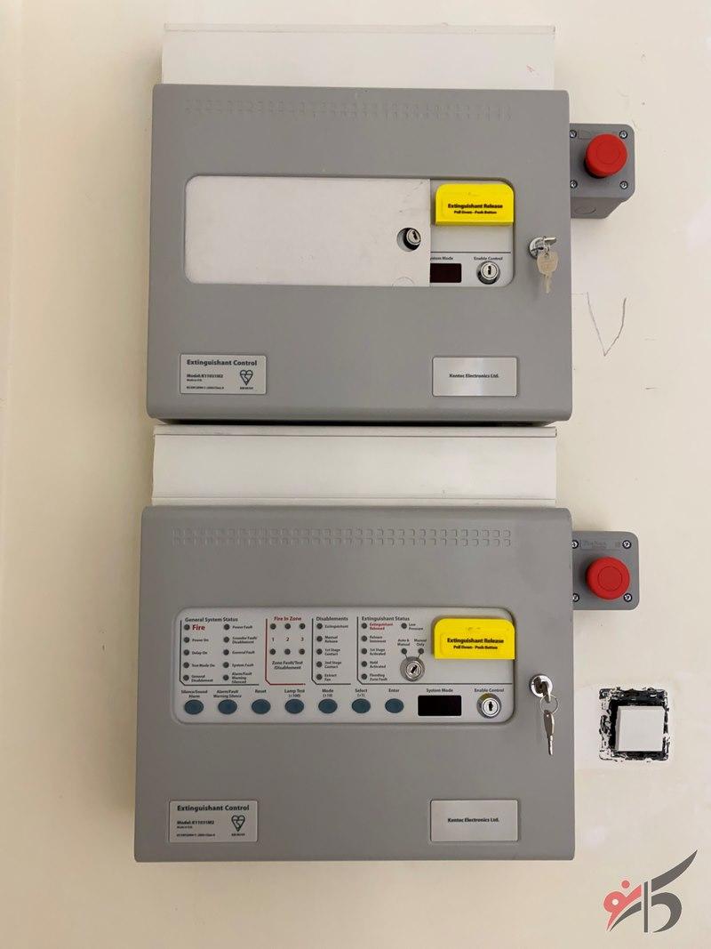 اتاق سرور,دیتاسنتر,سیستم کنترل و مانیتورینگ,