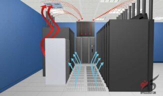 خنک سازی مرکز داده,دیتاسنتر,رک