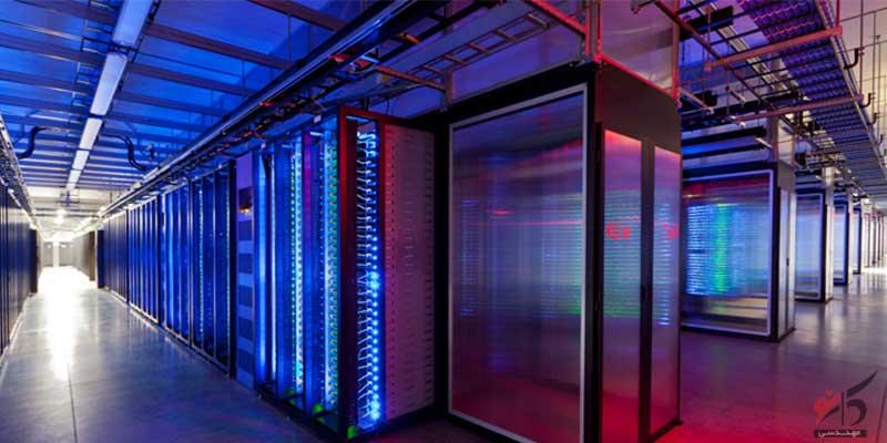 موقعیت مکانی دیتاسنتر,امنیت اتاق سرور,امنیت سطح رک,