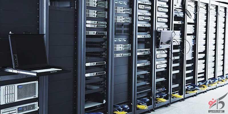 مرکز داده اجاره ای,مرکز داده مستقل,انواع مراکز داده,
