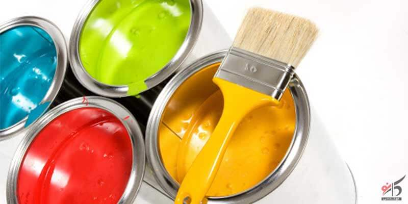 رنگ بازدارنده آتش,رنگ ضد حریق در دیتاسنتر,رنگ های ضد حریق,