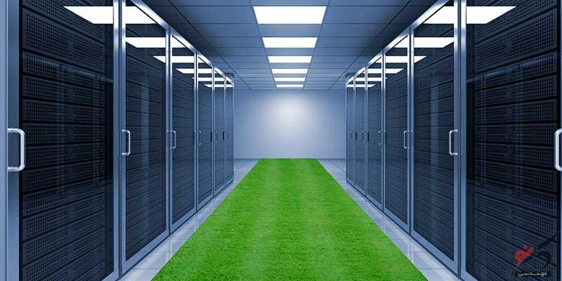 اتاق سرور,انرژی های تجدید پذیر,دیتاسنتر سبز,