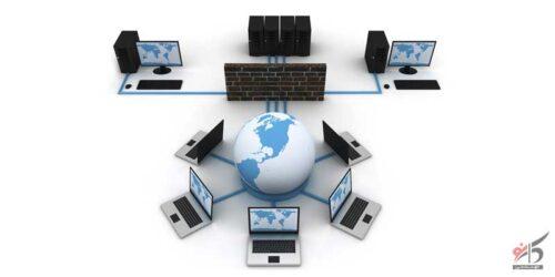 اجرای شبکه کامپیوتری