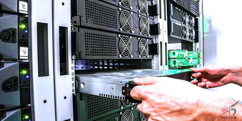 ویژگی های مرکز داده,Data Center,سیستم اشتراک فایل,