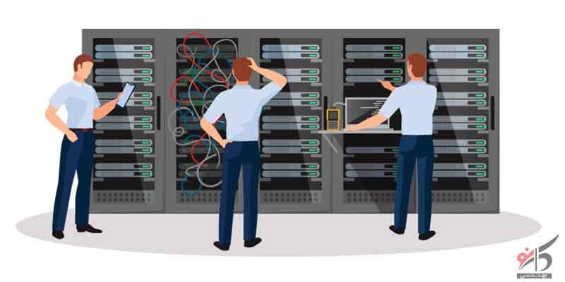 بهینه سازی اتاق سرور,بهینه سازی مرکز داده,تعریف بهینه سازی مرکز داده,