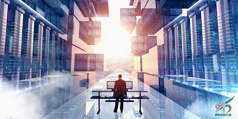 سیستم کنترل و مانیتورینگ اتاق سرور,خرید سیستم کنترل و مانیتورینگ دیتاسنتر,رطوبت اتاق سرور,