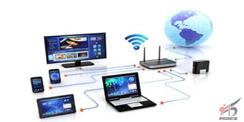 بررسی زیر ساخت شبکه های کامپیوتری