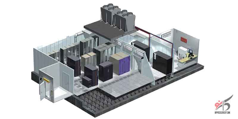 استاندارد زیرساخت مراکز داده,روتر,سخت افزار مرکز داده,