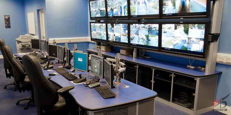 سیستم نظارت بر اتاق سرور,کنترل و مانیتورینگ اتاق سرور,مانیتورینگ اتاق سرور,
