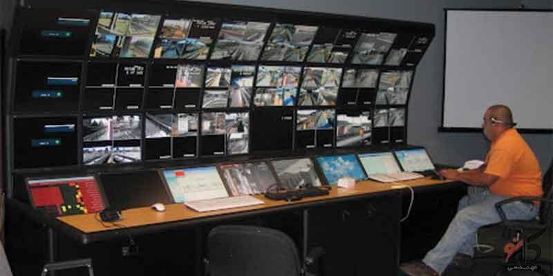 طراحی اتاق کنترل و مانیتورینگ,اپراتورهای اتاق کنترل,اتاق کنترل و مانیتورینگ,