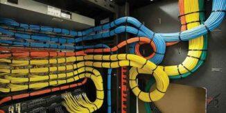 خدمات passive شبکه,خدمات پسیو شبکه,خدمات کابل کشی و برق کشی