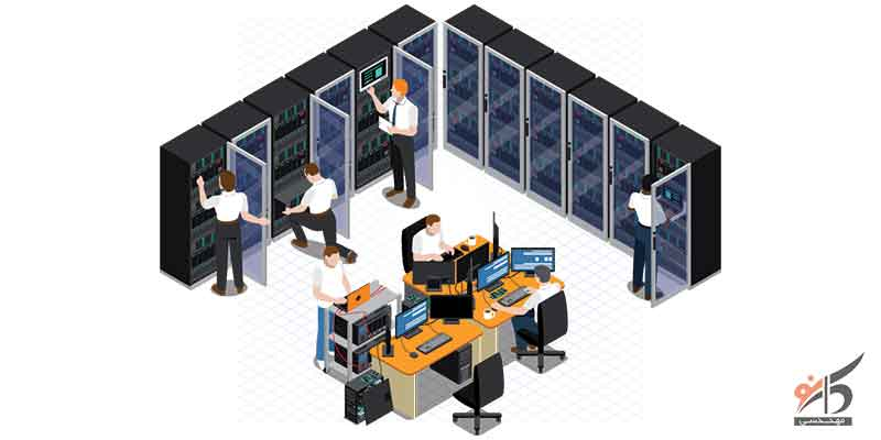 active شبکه,اکتیو کار شبکه,پسیو کار شبکه,