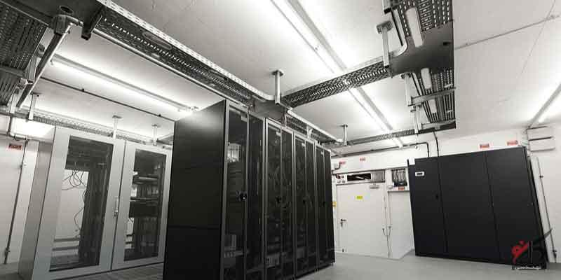 سیستمهای کنترل محیطی,مرکز داده,معرفی اتاق سرور,